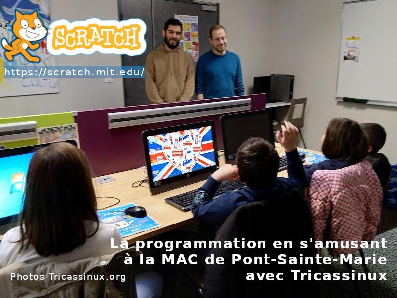 Session MAC Pont-Sainte-Marie 11/12/2019